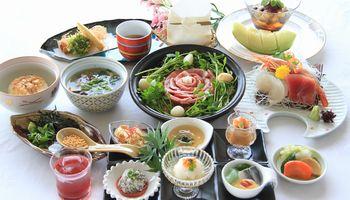 料理長の真心こめた和食会席のイメージ